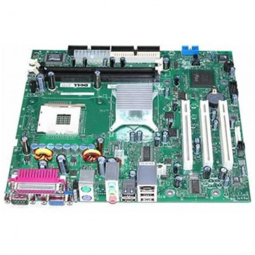 0GH003 - Dell System Board (Motherboard) for Dimension 8400 (Refurbished)