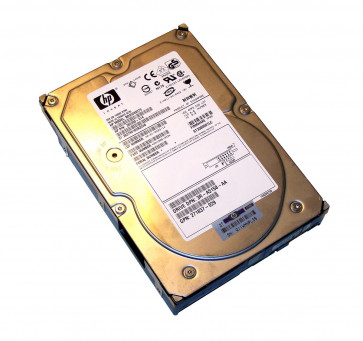 271837-029 - HP 300GB 10000RPM Ultra-320 SCSI Hot-Pluggable LVD 80-Pin 3.5-inch Hard Drive
