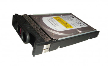 BF07287B55 - HP 72.8GB 15000RPM Ultra-320 SCSI Hot-Pluggable LVD 80-Pin 3.5-inch Hard Drive