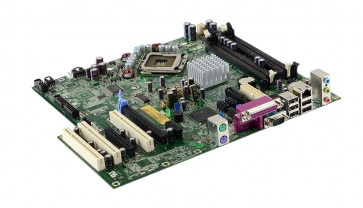 CJ77406 - Dell System Board (Motherboard) for Precision 380 (Refurbished)