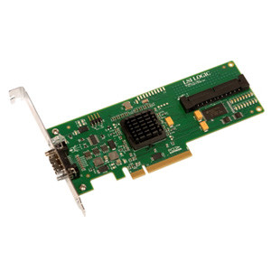 LSI00111 - LSI Logic LSISAS3442E-R 8 Port SAS Host Bus Adapter - Up to 300MBps Per Port - 1 x SFF-8470 SAS 300 - Serial Attached SCSI External 1 x SFF