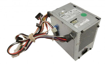 NH493-M - Dell 305-Watts Power Supply for OptiPlex 320 330 360 740 745 755 960 Dimension 5200 E520 E521 PowerEdge T100 T105