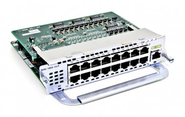 WS-X6524-100FX-MM - Cisco 7600 Ethernet Module / Catalyst 6500 24-port 100FX MT-RJ fabric-enabled