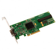 LSI00167 - LSI Logic LSISAS3442E-R 8 Port SAS Host Bus Adapter - PCI Express x8 - Up to 300MBps Per Port - 1 x SFF-8470 SAS 300 - Serial Attached SCSI