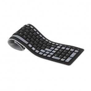 0F62V - Dell Keyboard USB Interface Slim U.S. English Black
