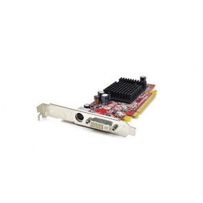 0H9142 - Dell ATI Radeon X600 SE 128MB DDR PCI Express DVI-I and TV-Out