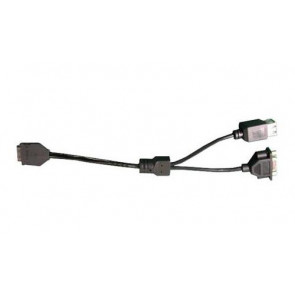 0JJ556 - Dell USB and Video Dongle Cable for PowerEdge 1855 1955