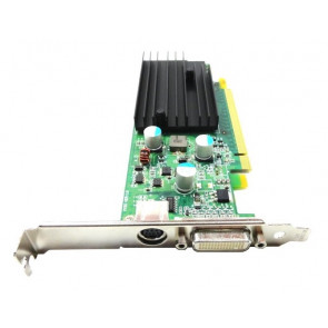 0K192G - Dell 256MB nVidia GeForce 9300 GE DDR2 PCI Express 2.0 Video Graphics Card