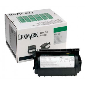 12A6860-B2 - Lexmark 18000 Pages Black Laser Toner Cartridge for T620 T622 Laser Printer (Refurbished)