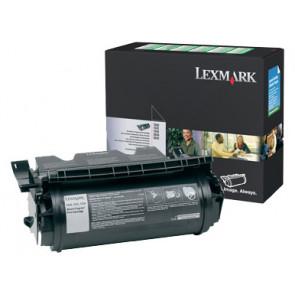 12A7460-B2 - Lexmark 5000 Pages Black Laser Toner Cartridge for T Laser Printer (Refurbished)
