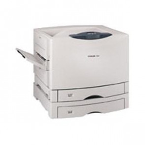 12N1300 - Lexmark C 912BN Printer Color LED A3 256 MB up to 28 ppm capacity: 1200 sheets USB Ethernet 10/100BaseTX (Refurbished)