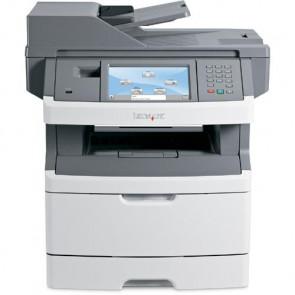 13C1173 - Lexmark X463DE Laser Multifunction Printer Monochrome Plain Paper Print Desktop Copier Scanner Printer 40 ppm Mono Print (Non-ISO) 1200 x 12