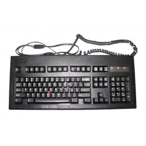 13H6705 - IBM Enhanced Black Clicky Keyboard with TrackPoint