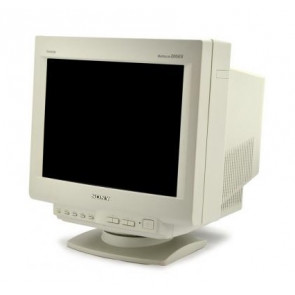 17CRT - Dell 17-inch SVGA Color Monitor (Black)