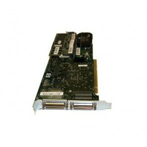 273914-B21N - HP Smart Array 6404 PCI-X 64-bit 133MHz 4-Channel SCSI Ultra320 68-Pin 256MB Internal RAID Controller Card for HP ProLiant ML570/DL580 G3 Server