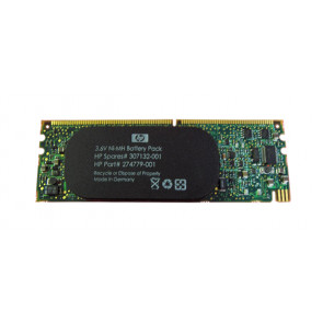309522R-001 - HP 256MB 72-Bit DDR Battery Backed Write Cache (BBWC) Memory Board with Battery for HP Smart Array P600