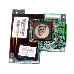 336970001N - HP 64MB ATI Mobility Radeon 9200 (M9+P) Graphics Controller Card for Presario X1000 & Pavilion ZT3000 Series
