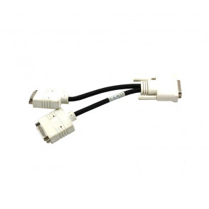 338285-009 - HP DVI Y Cable DMS-59 to Dual DVI Connectors