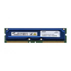 33L3098 - IBM 256MB 600MHz PC600 RDRAM ECC RAMBUS Memory Module