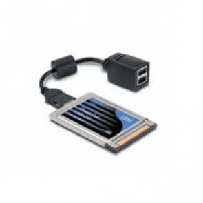 33L3245 - IBM USB Adapter - 2 x 4-pin Type A Male - External
