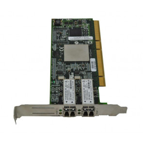 366028-001N - HP Storageworks 2GB PCI-X 64Bit 133MB Dual Port Fibre Channel Host Bus Adapter
