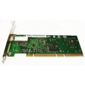 367983-001N - HP NC310F PCI-X 1000Base-SX Gigabit Ethernet Server Adapter Network Interface Card