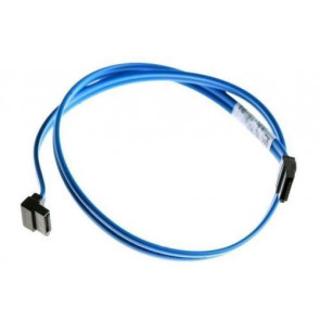 391739-001 - HP SATA 19-inch 7-Pin to 7-Pin Right Angled Connector 3G Hard Drive Cable