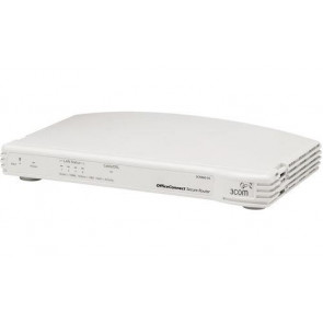 3CR860-95 - 3Com OfficeConnect 3CR860-95 Security Router 1 x 10/100Base-TX WAN 4 x 10/100Base-TX LAN