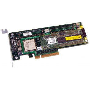 405832-001-06 - HP Smart Array P400 PCI-Express 8-Channel Serial Attached SCSI (SAS) RAID Controller Card with 256MB BBWC (Battery Backed Write Cache)
