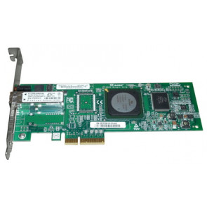407620-001-R - HP StorageWorks FC1142SR 4GB PCI-Express x4 Single Port Fibre Channel Ethernet Host Bus Adapter