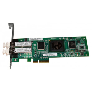 407621-001N - HP StorageWorks FC1242SR 4GB PCI-Express Dual-Port Fibre Channel Host Bus Adapter