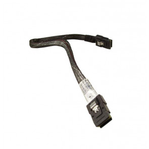 408763-001 - HP 13-inches Mini SAS Cable for ProLiant DL360 G5 Server