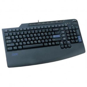 41A5055 - IBM Hebrew Keyboard (Preferred Pro Full-size PS/2 Black)