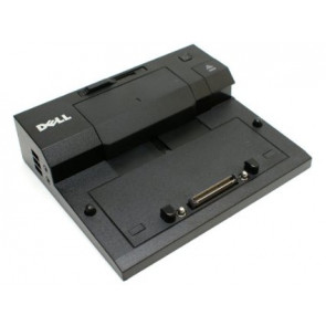 430-3113 - Dell E-Port USB 3.0 Port Replicator with 130-Watts AC Adapter for Latitude E-Family Laptops