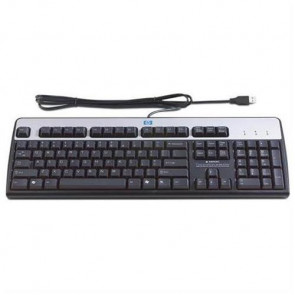 434821-001 - HP 104-Keys USB Keyboard