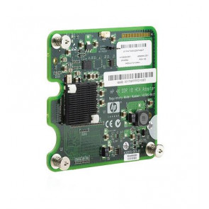 448262-B21R  - HP 4X DDR InfiniBand Dual Port Mezzanine Host Bus Adapter for c-Class BladeSystem