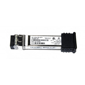 455885-001 - HP 10Gb/s 10GBase-SR 300m 850nm Multi-Mode SFP+ Transceiver Module