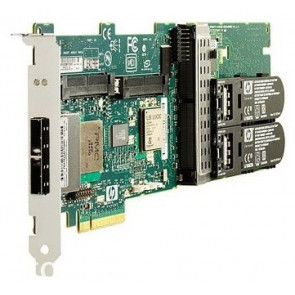 462919R-001 - HP Smart Array P410/Zero Memory PCI-Express x8 Serial Attached SCSI (SAS) 300MBps Low Profile RAID Storage Controller Card