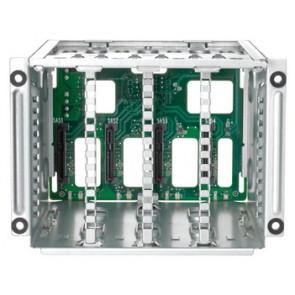 487737-B21 - HP 5U 4-Bay SAS/SATA Hot-Plug LFF Hard Drive Cage for ProLiant ML330/ML150 G6 ML110 G7 Server