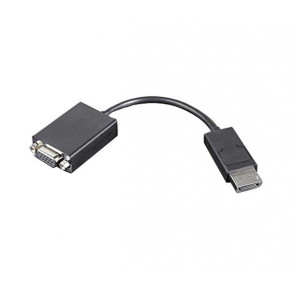 4X90F92980 - Lenovo DisplayPort to VGA Dongle for ThinkServer Gen 5