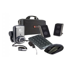 595742-001 - HP Display Hinge and Bracket Kit Includes Le