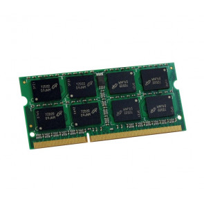 599092-001N - HP 4GB DDR3-1333MHz PC3-10600 non-ECC Unbuffered CL9 204-Pin SoDimm 1.35V Low Voltage Memory Module
