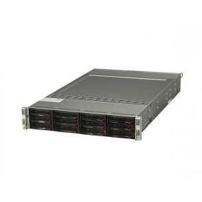 6026TT-HTRF - Supermicro 4 X8DTT-HF Barebone with Heatsink