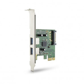607782-001 - HP 2-Port PCI-Express x1 USB 3.0 Adapter Plug-in Card