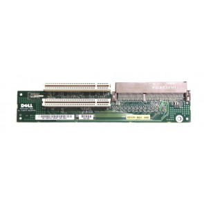 62YVH - Dell 2 SLOT PCI Riser Card for Optiplex GX240 260