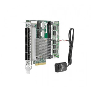 643379-001 - HP Smart Array P822 / 2GB SAS 6Gb/s / SATA 6Gb/s PCI Express 3.0 x8 0/1/5/6/50/60 RAID Controller Card