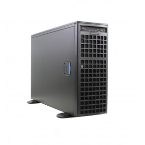 7048GR-TR - Supermicro Superworkstation 7048GR-TR GPU Dual Xeon E5 SATA No HDD 4U Rack/Tower Workstation