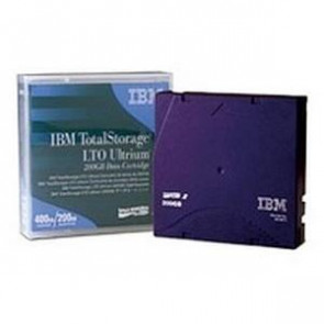 71P9207 - IBM LTO Ultrium Data Cartridge - LTO Ultrium - 200GB (Native) / 400GB (Compressed)