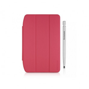888016082-08 - Lenovo Miix2 8 Flip Cover with Stylus Pink