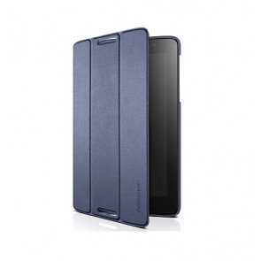 888016506-04 - Lenovo A8-50 Folio Case and Film (Dark Blue)